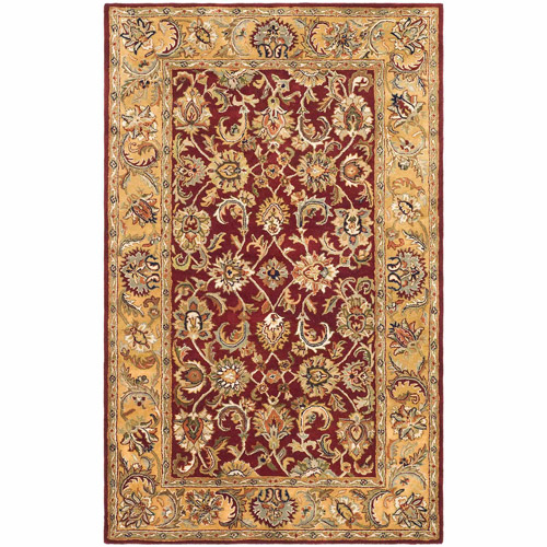 Safavieh Classic Gloria Tufted Wool Area Rug