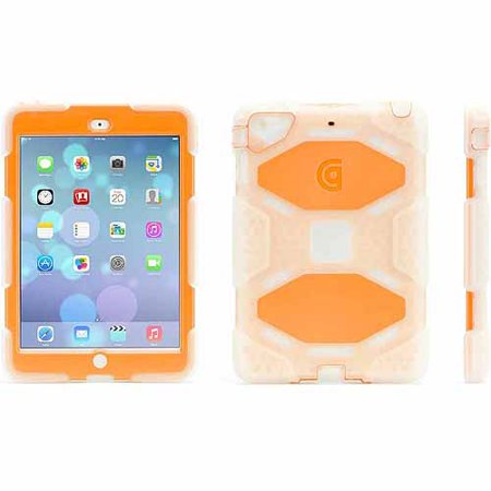 GRIFFIN TECHNOLOGY GB38944 Survivor iPad mini OrangeClear