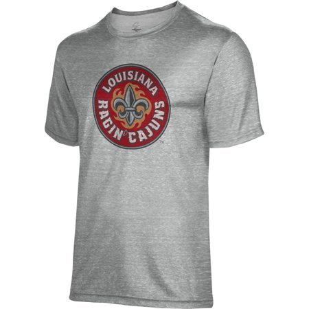 Unisex University of Louisiana at Lafayette Poly Cotton Tee - Party City Lafayette Louisiana