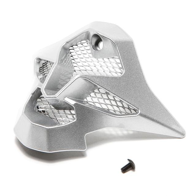 SHOEI Mouthpiece for VFX-W Off-Road Helmet Silver (light)  #236155