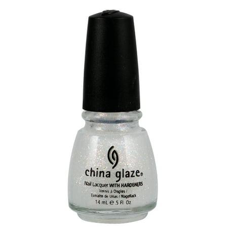 CHINA GLAZE nail lacquer .5 fl oz.- GLACIER Chinese Porcelain Green Glaze
