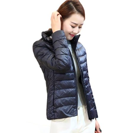 947e59aa61d DZT1968 - DZT1968® Ms paragraphs thin female short down jacket ...