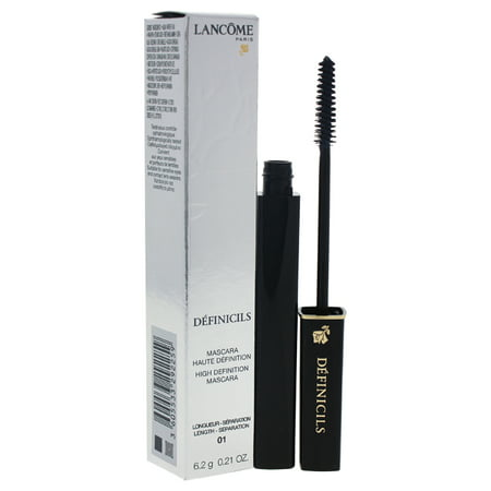 6e78b0c0499 Lancome - Lancome Definicils BLACK 01 6.2 g / 0.21 oz High Definition  Mascara New In Box - Walmart.com