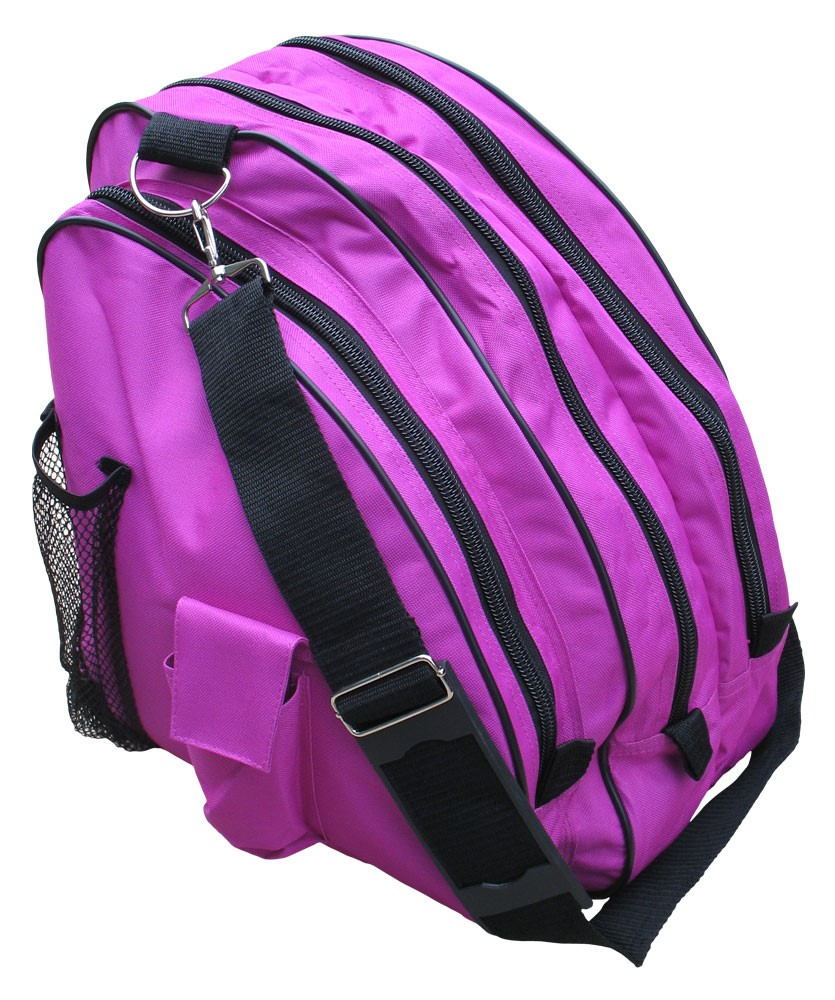 Skate Bag Deluxe Berry by A&R Sports