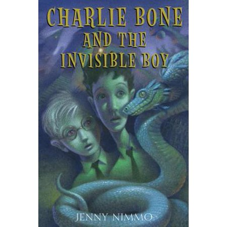 - Children of the Red King #3: Charlie Bone and the Invisible Boy - eBook