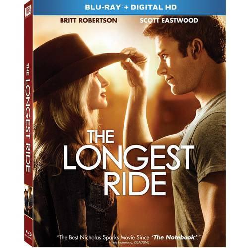 The Longest Ride (Blu-ray + Digital HD) (With INSTAWATCH)