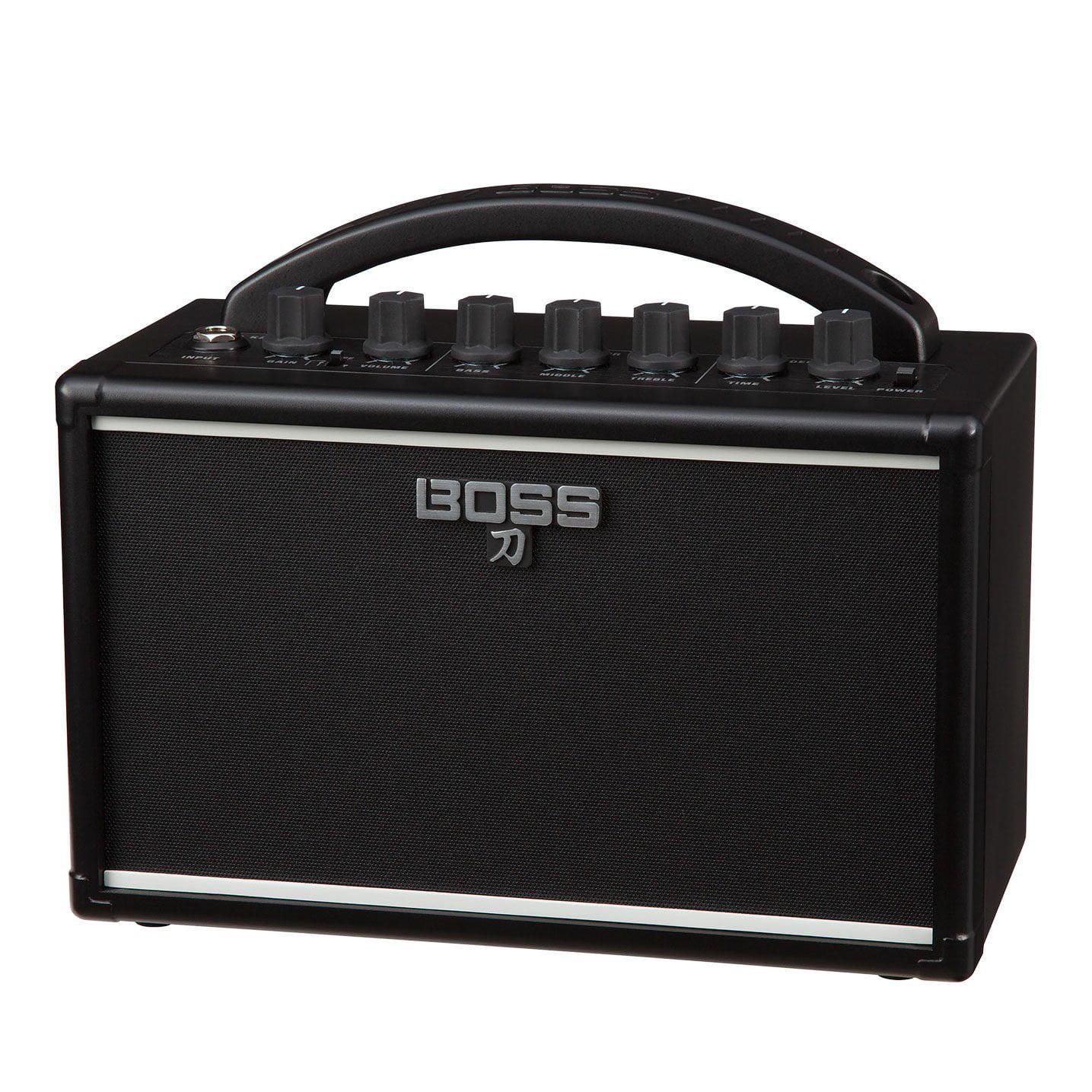 Boss KATANA-MINI Lightweight Portable Personal Guitar Monitor Amp Amplifier