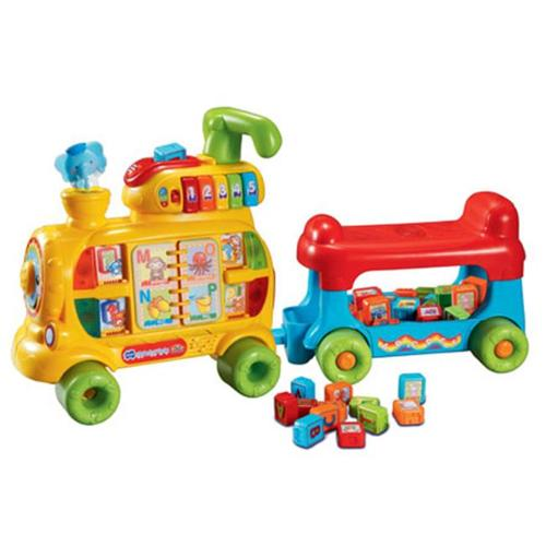 Vtech 80-076600 Sit-to-Stand Alphabet Train