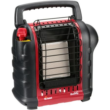 Mr. Heater® Portable Buddy® Indoor Safe Propane Heater Box - Walmart.com