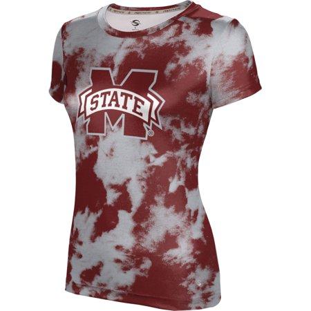 ProSphere Women's Mississippi State University Grunge Tech (The University Of Mississippi Sports Team Name)