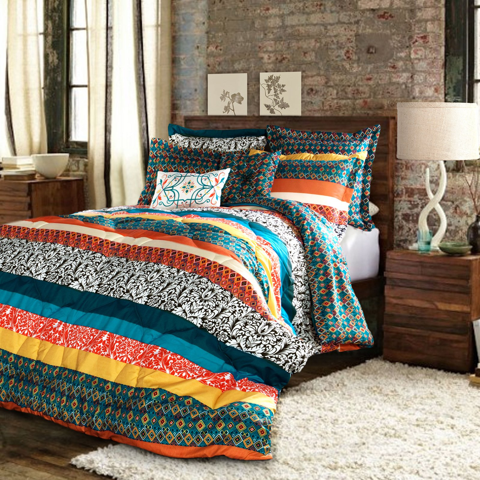 duvet a upgrade king boho bull chic comforter dream twinfull to sugar skull set beddings fullxfull single cover bedding products queen catcher il bohemian bed