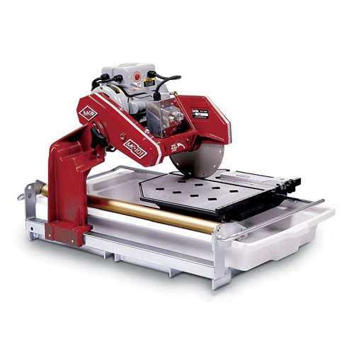 MK Diamond MK-101 Pro 2 HP 120 V 10'' Blade Capacity Electric Wet Cutting Tile Saw