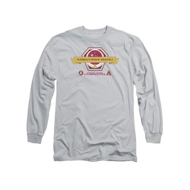 Trevco Star Trek Next Generation Tv Series Kobayashi Maru Adult Long Sleeve T Shirt Walmart Com Walmart Com Marutv have daily 575 and. walmart