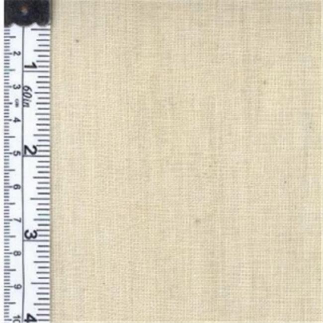 Textile Creations RW210 Rustic Woven Fabric, Tea Dye, 15 yd.