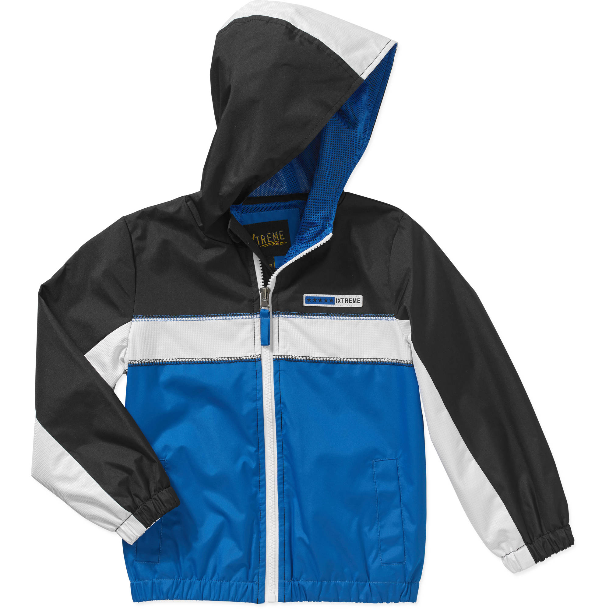 iXtreme Little Boys' Colorblock Windbreaker