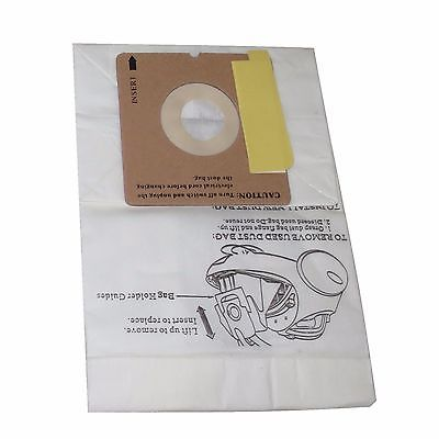 Eureka Style L Vacuum Bags Micro Lined Allergen Filtration Type 61715, 960, 965 [Single Loose Allergen Bag]