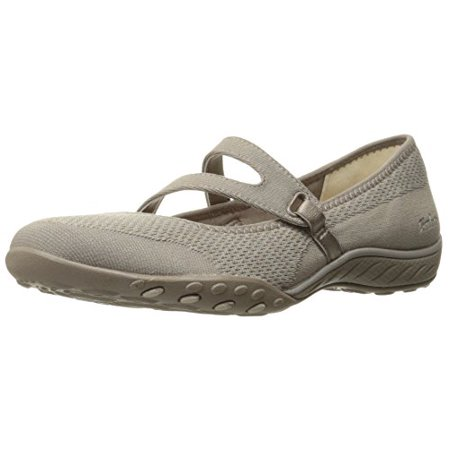 Skechers - Skechers Sport Women s Breathe Easy Lucky Lady Mary Jane Flat 4d13c4ad2ae0