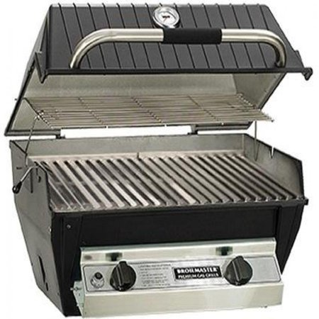 Broilmaster R3 Series Infra-Red Grill Head Only, Natural Gas