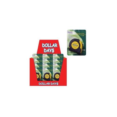 DDI 1255110 Tape Measure Case Of 120