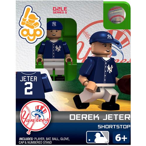 OYO MLB 2013 Yankees Derek Jeter Mini Action Figure