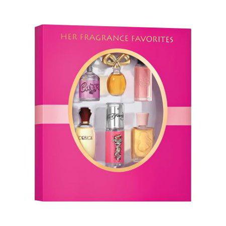 Elizabeth Arden Her Fragrance Favorites Mini 6 Piece Mini Set for Women