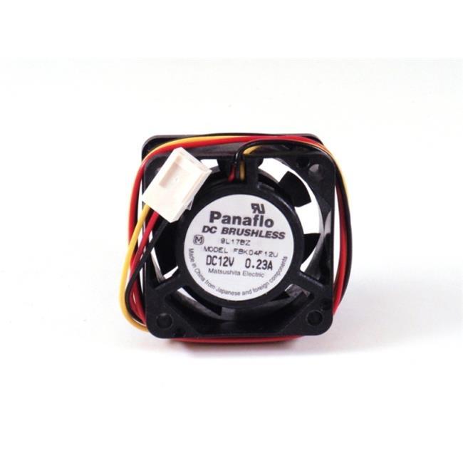 Panaflo 23-4020-01 40 x 40 x 20 mm. Dual Ball Bearing Cooling Fan