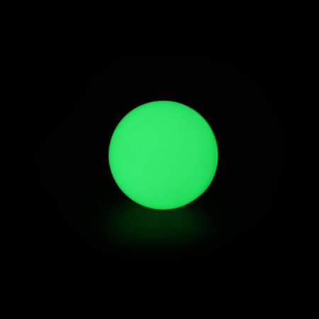 Play Stage Ball for Juggling 80mm 150g (1) (Glow) - Glow Juggling Balls