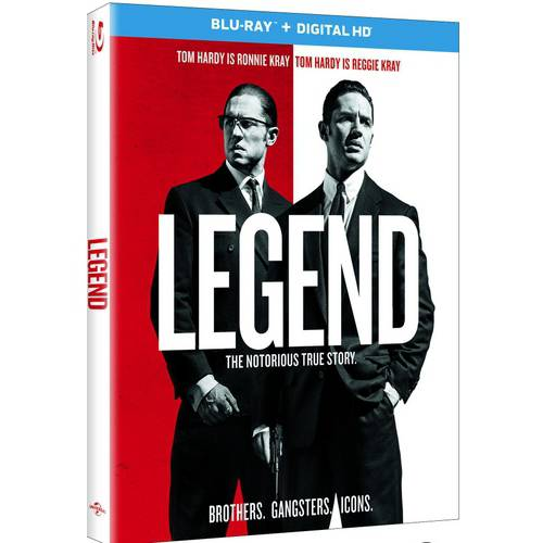 Legend (Blu-ray + DVD + Digital HD) (With INSTAWATCH)