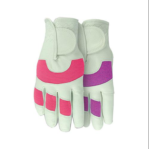 MIDWEST QUALITY GLOVES Ladies Max Performance Goatskin Glove- Large