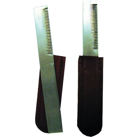 Horse And Livestock Prime-Stripping Horse Comb With Case- (Stripping Comb)