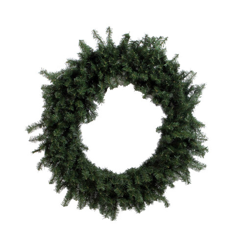 "Vickerman 36"" Canadian Pine Wreath 360 Tips"