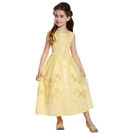James Bond Girl Costumes Halloween (Belle Ball Gown Classic Dress Costume, Size)