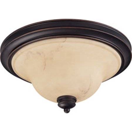 Replacement for 60/1407 ANASTASIA 2 LIGHT 15 INCH FLUSH DOME WITH HONEY MARBLE GLASS COPPER ESPRESSO TRADITIONAL replacement light bulb