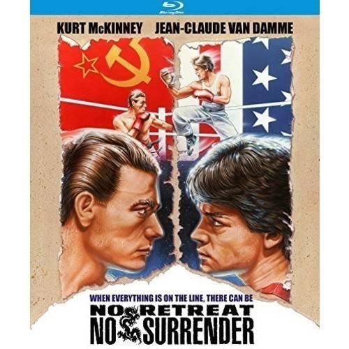 No Retreat, No Surrender (Blu-ray)