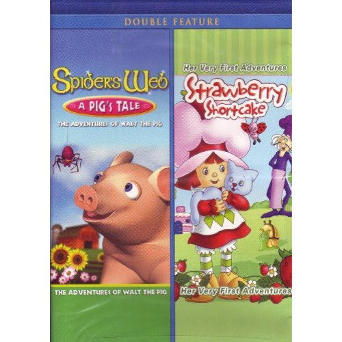 Strawberry Shortcake: Her Very First Adventure / Spider's Web: A Pig's Tale (Full Frame)