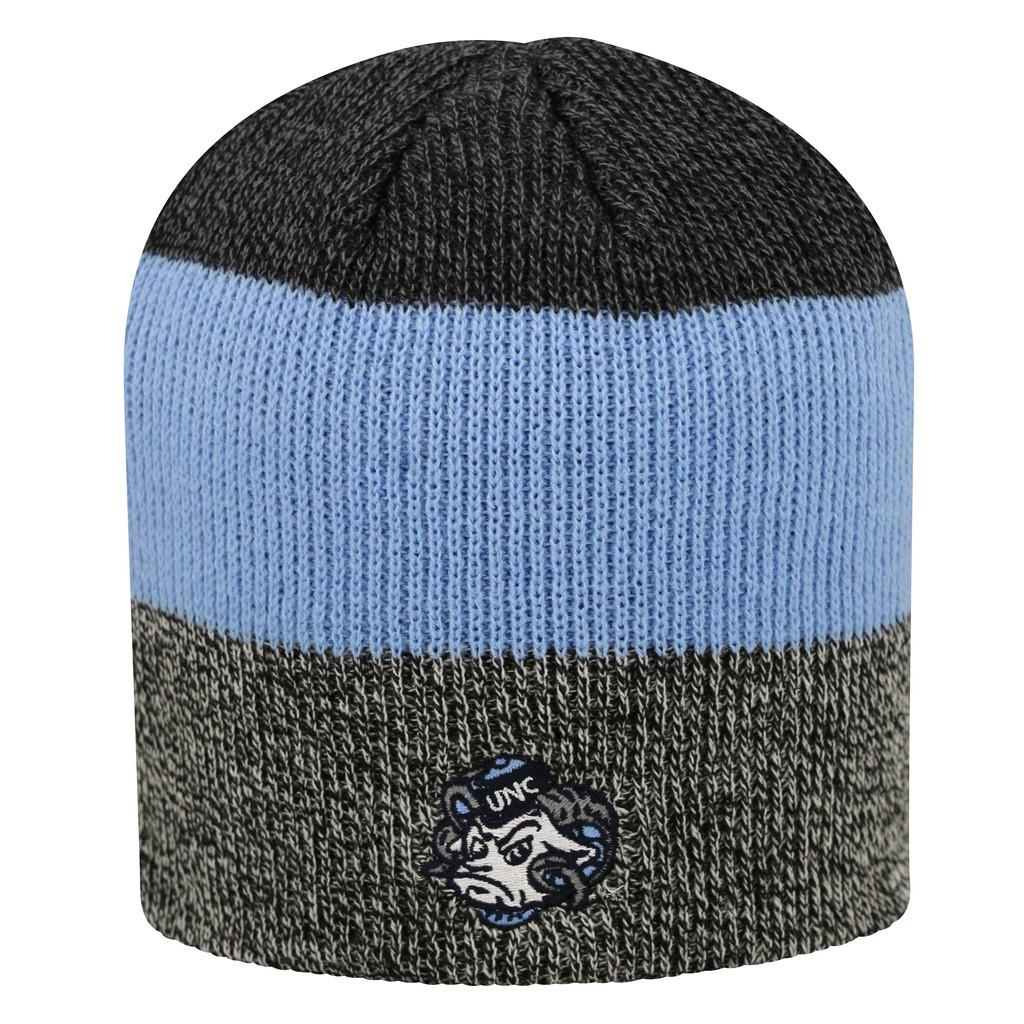 North Carolina Tar Heels NCAA Sunset Uncuffed Knit Beanie Stocking Hat  278654 - Walmart.com 0b9cbc7a0d0