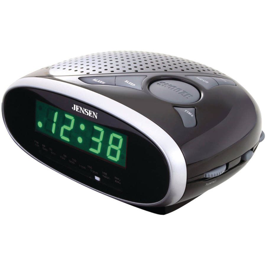 craig cr45372 1 2 dual alarm clock pll am fm radio. Black Bedroom Furniture Sets. Home Design Ideas
