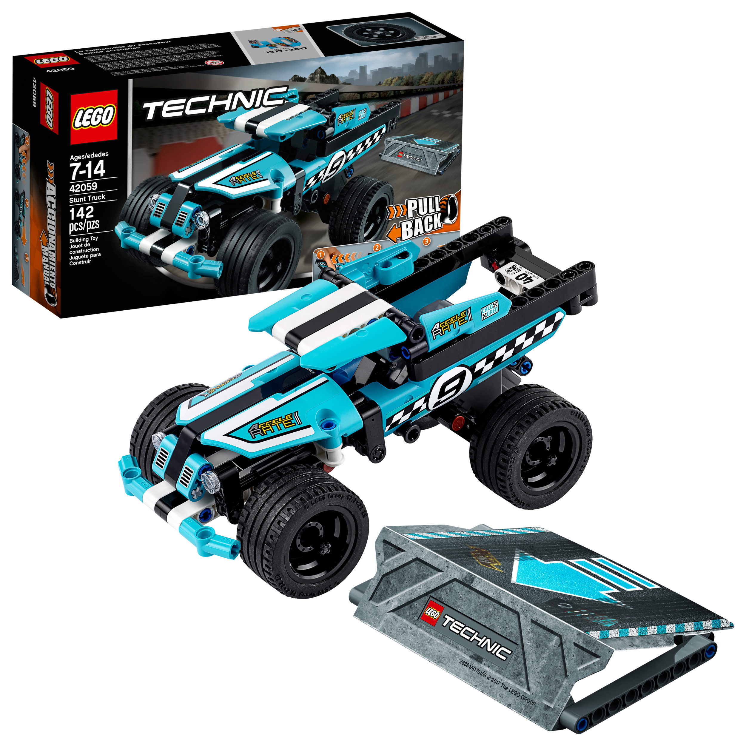 Lego� Technic Stunt Truck 42059 by LEGO Systems Inc.