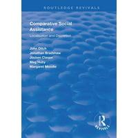 Routledge Revivals: Comparative Social Assistance: Localisation and Discretion (Paperback)