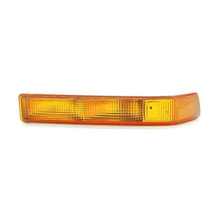 1998-2005 Chevrolet Blazer  Driver Side Left Parking and Signal Lamp Assembly W/O Fog Lamp -