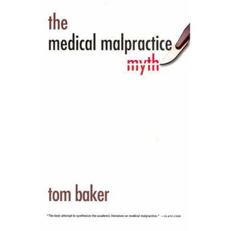 The Medical Malpractice Myth for $<!---->