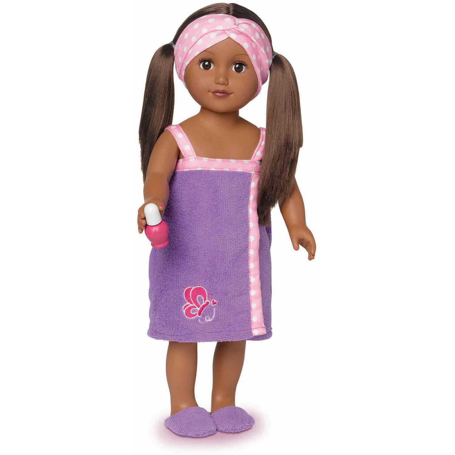 My Life As 18 Quot Spa Vacationer Doll African American