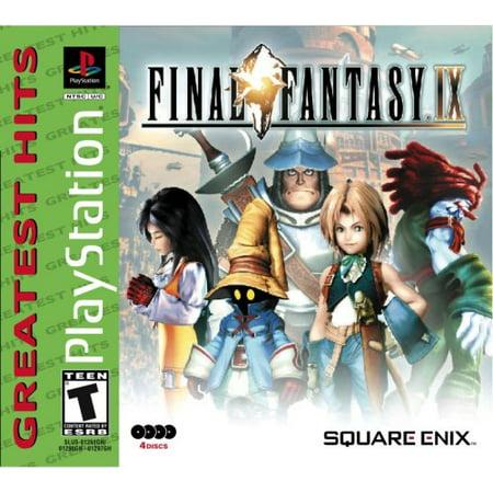 Final Fantasy IX PSX
