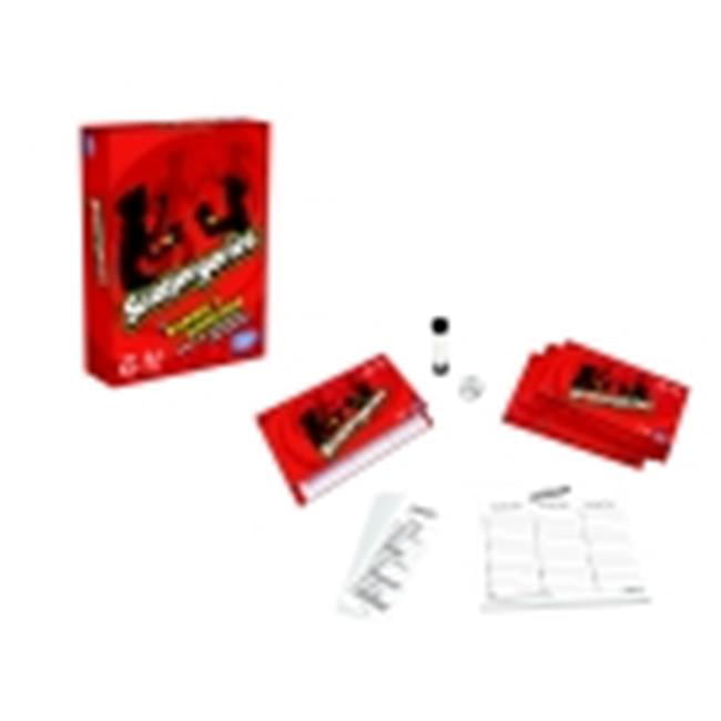 Milton Bradley Scattergories Game by