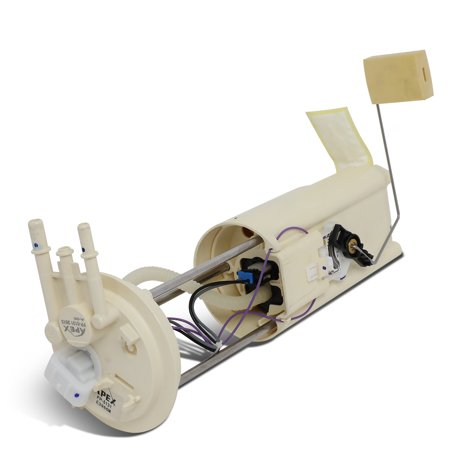For 1997 to 2002 Chevy Express GMC Savana 1500 / 2500 / 3500 In -Tank Gas Level Electric Fuel Pump Module Assembly E3966M 98 99 00 01 1997 Chevy Express 2500 Van