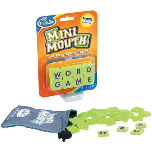 Think Fun Mini Mouth Game