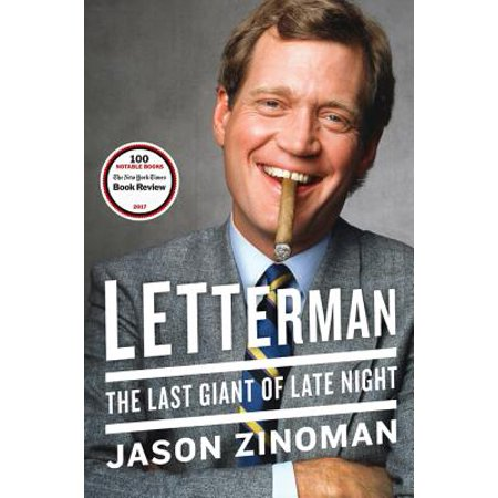 Letterman : The Last Giant of Late -