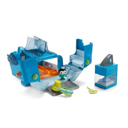 Octonauts Gup-W Reef Rescue Playset
