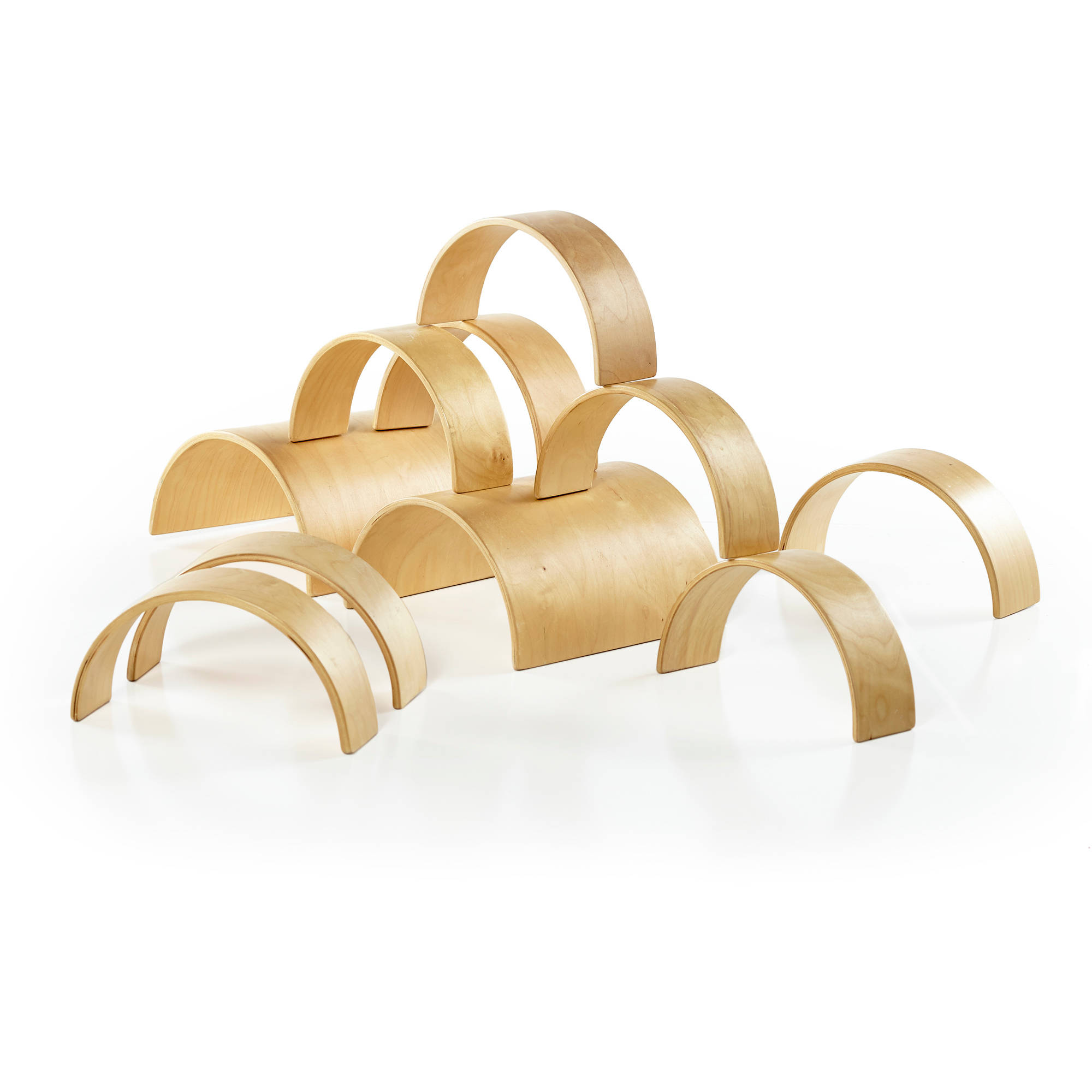 Guidecraft Arches and Tunnels Set