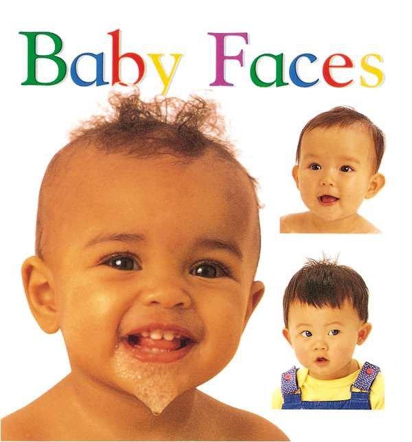Baby Faces (Board Book)